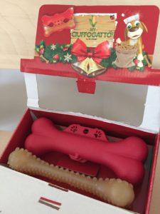 Box Natale interno My Ciuffogatto 2017